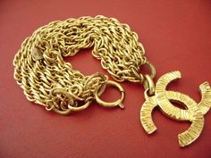 Vintage Chanel jewelry on eBay is a slippery slope... #love #dead