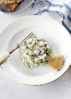 Mackerel tartare