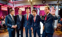 Geen winnaar op links, misschien wel een uitdager voor Rutte - NRC