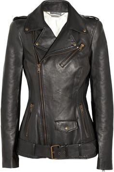 leather jackets for women - Google Search                                                                                                                                                     More