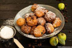 Gogosi de post cu mere si stafide sunt categoric cele mai bune si mai delicioase dintre gogosile de post. Fara Pretzel Bites, Fall Recipes, Gem, Muffin, Vegetarian, Bread, Breakfast, Food, Autumn