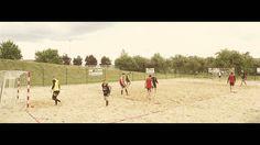 Sun. Sand. Beach handball. #01 Basics of the game