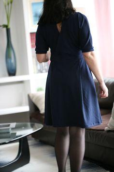 Robe Gerda – La Maison Victor – Couture en coulisse