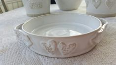 Stengods Pie Dish, Dog Bowls, Dishes, Kitchen, Cooking, Tablewares, Kitchens, Cuisine, Dish