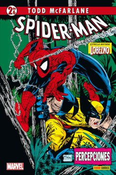 The Spidy Bugle: Nueva espectacular colección de Spiderman de Todd McFarlane