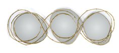 Vine | Tryptic Mirror by Ginger & Jagger http://www.gingerandjagger.com/EN/collection/earth-to-earth/vine--triptych-mirror/