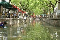 Tongli, China - city Cory proposed
