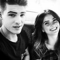 Cody Christian (and Shelley Henig)