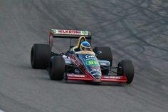 Jochen Gaa Larousse F1
