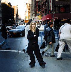 Avril Lavigne  The Beginning  . . .