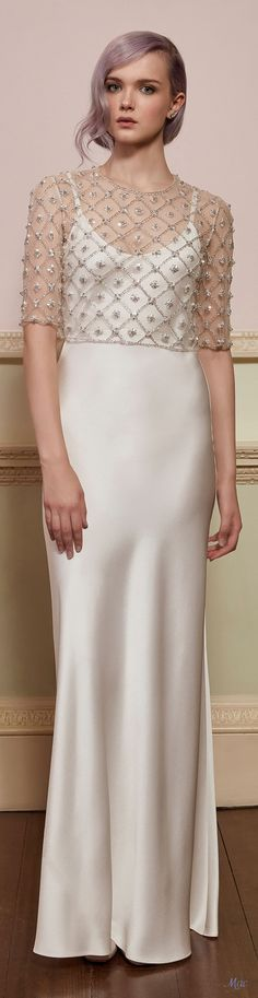Fall 2018 Bridal Jenny Packham