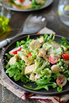 Cook Quinoa With Recipes Ww Recipes, Chicken Recipes, Healthy Recipes, Salad Dressing Recipes, Salad Recipes, How To Cook Quinoa, Yum Yum Chicken, Love Food, Entrees