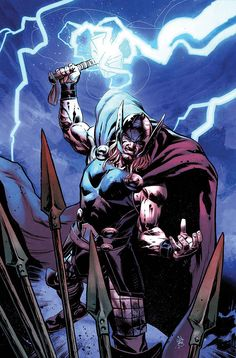 Preview: Thor: God of Thunder #20, Page 1 of 4 - Comic Book Resources