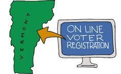 Vermont Has Online Voter Registration