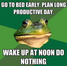 Dump A Day Funny Bachelor Frog Meme (30 Pics).... Bachelor? This is just life man.