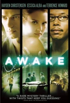 "Watch Awake 2007 Online Full Movie.In ""Awake,"" a psychological thriller that tells the story of a man undergoing heart surgery while experiencing a phenomenon called ""anesthetic awareness,"" which l…"
