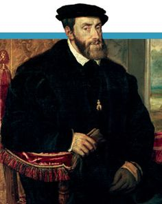 in 1515 werd Karel V de heer van de Nederlanden.