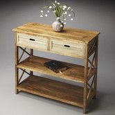 Found it at Wayfair - Modern Expressions Console Table
