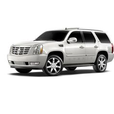 Cadillac Escalade Hybrid SUV 2009 Cars ❤ liked on Polyvore featuring cars and filler