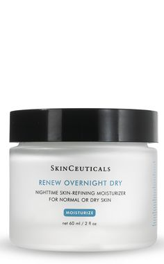 Renew Overnight Dry fights dryness, exfoliates, and restores radiance with a 10% hydroxy acid blend, making it the best moisturizer for dry skin.