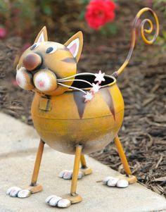 Planter - Cat