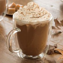 Starbucks SALTED CARAMEL MOCHA Recipe - This is the best thing I've ever tasted.