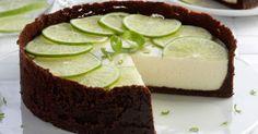 Aprenda a preparar a receita de Torta de limão com chocolate