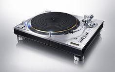 Technics renueva su mítico tocadiscos SL-1200 | LifeStyle