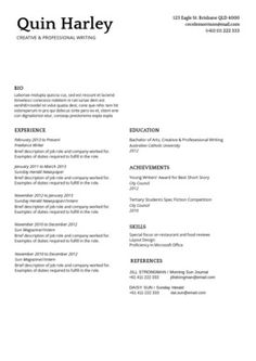 resume template cv template modern cv design dont underestimate the power