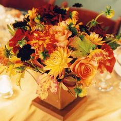 100 Ideas for Fall Weddings | Wedding Planning, Ideas & Etiquette | Bridal Guide Magazine