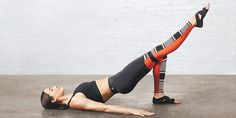This Barre-Inspired Workout Will Give Your Butt A Major Boost