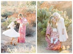Mom and her daughter what to wear for family pictures by Orange County photographer Brooke Bakken