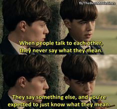 - The Imitation Game 2014, yes language is a code- does that make us all cryptologists?