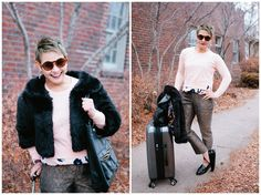 Editor Worn: Dressing for the Airport