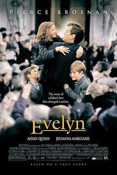 Evelyn with Pierce Brosnan, Julianna Margulies, Aidan Quinn Netflix Movies, Top Movies, Drama Movies, Movies To Watch, Amazon Movies, Aidan Quinn, Love Movie, Movie Tv, Romantic Movies