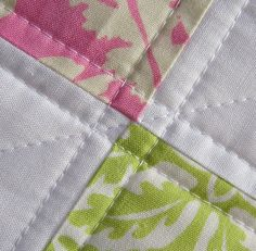 Red Pepper Quilts: Quilting Details