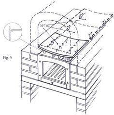 Pizza Oven Outdoor, Barbecue, Decoration, Brick, Anton, Fire, Home Decor, Ideas, Diy Pizza Oven