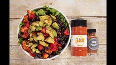 Tempeh Taco Salad Recipe