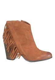 hannah bootie with fringe - #maurices