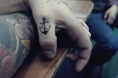 Anything Nautical-Inspired | The 34 Kinds Of Tattoos That Look Insanely Hot On Guys
