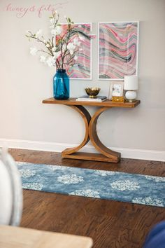 eDesign Client Reveal: Lisa's Dining Room