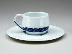 Cup and Saucer HENRY VAN DE VELDE (BELGIAN, 1863–1957)  MEISSEN PORCELAIN MANUFACTORY (GERMAN, b. 1710–PRESENT) 1903-1904