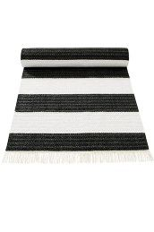 Ränder rug for the hallway from ellos Bath Mat, Black And White, Rugs, Shopping, Home Decor, Farmhouse Rugs, Decoration Home, Black N White, Room Decor