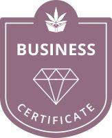 cannabis business certificate