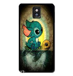 Swimming Stitch Turtle Samsung Galaxy S3 S4 S5 Note 3 Case