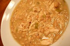 Piece of Cake Recipes: White Bean Chicken Chili