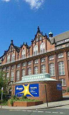 Het Discovery Museum in Newcastle moet je zeker hebben bezocht tijdens een stedentrip Newcastle. Bekijk alle tips.