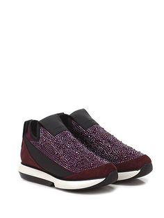 ALEXANDER SMITH LONDON - Sneakers - Donna - Sneaker in pelle, camoscio e  tessuto…