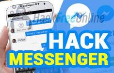 ▷ How to hack Messenger? Facebook Messenger, Fb Hacker, Reto Fitness, Hack Password, Social Networks, Social Media, Psychology Graduate Programs, Hack Facebook, Android Hacks