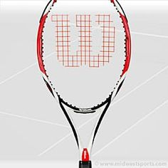Wilson K Bold Tennis Racquet